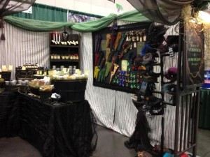 Mosshollow Leakycon booth